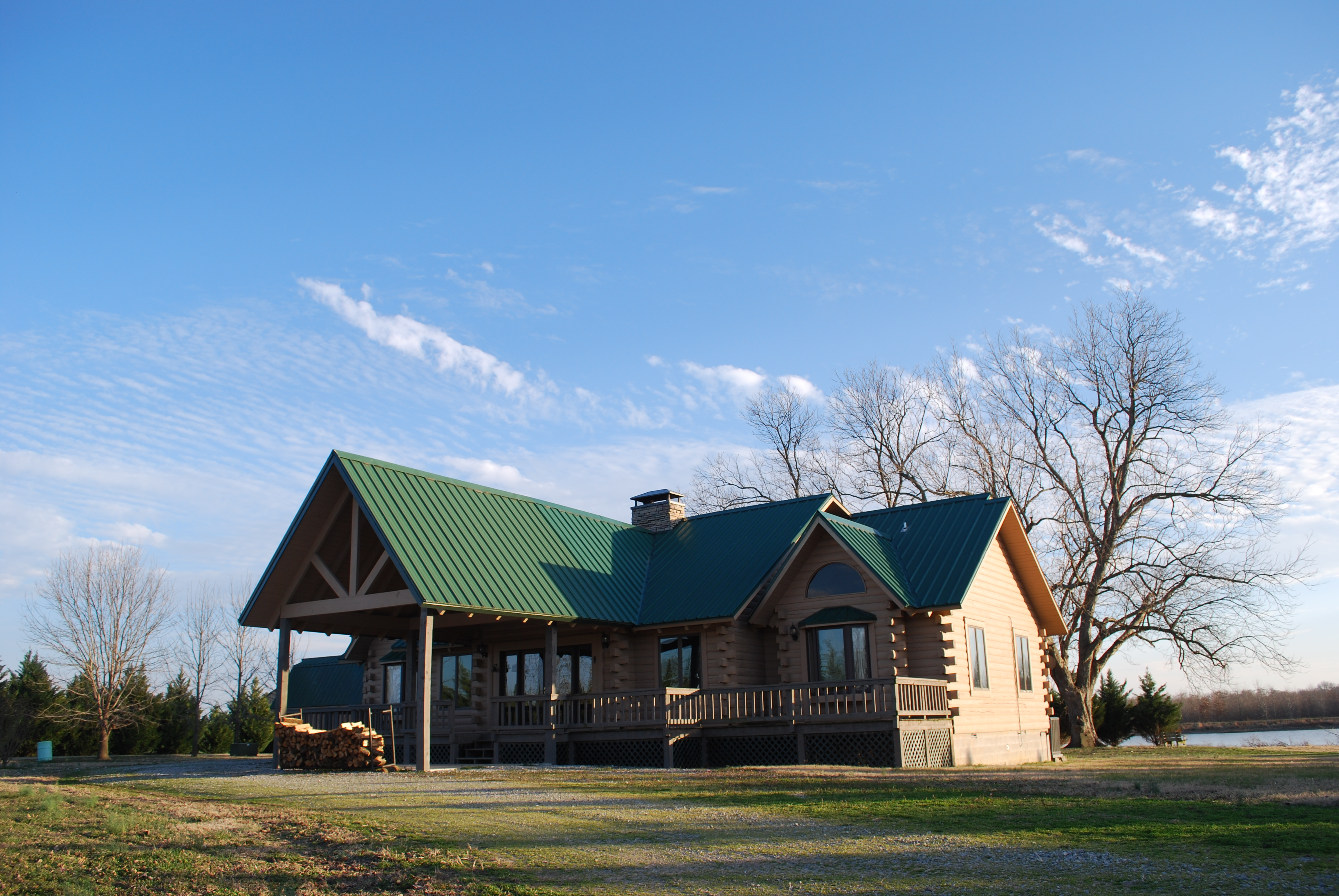 Arkansas Duck Hunting Lodge
